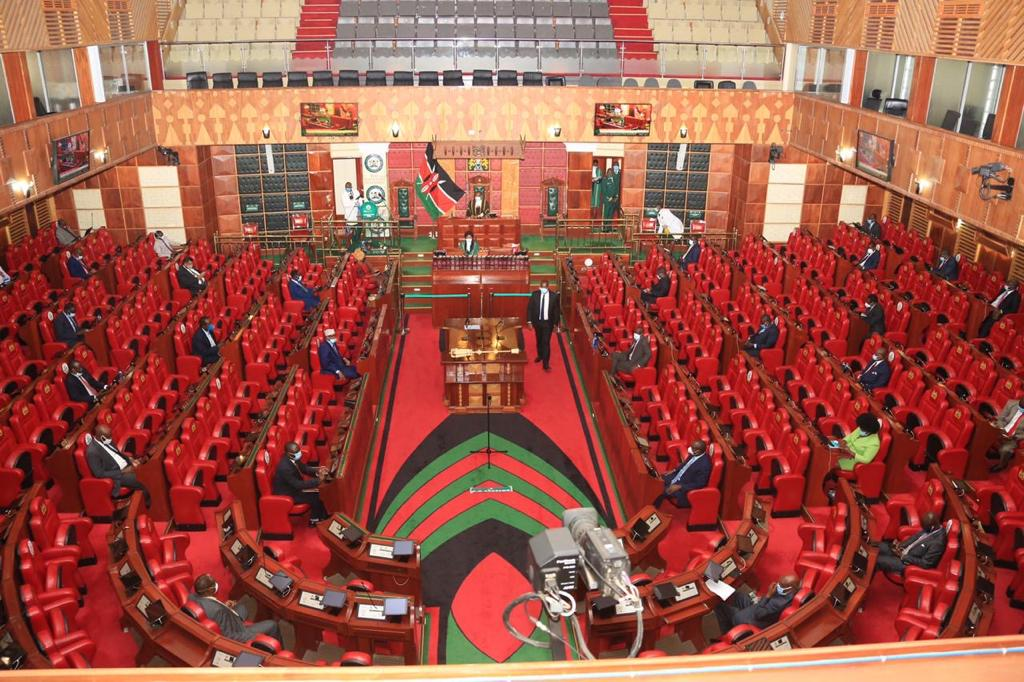 HOUSE APPROVES COUNTY ALLOCATION OF REVENUE BILL, 2020