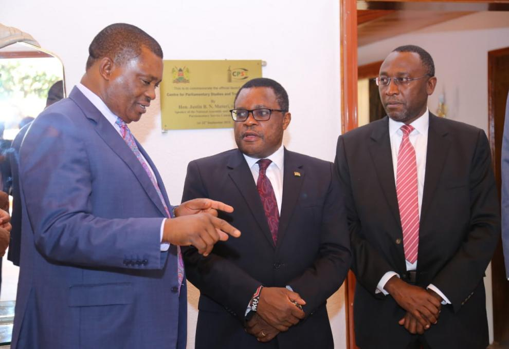 East African Parliamentary Institute Launched