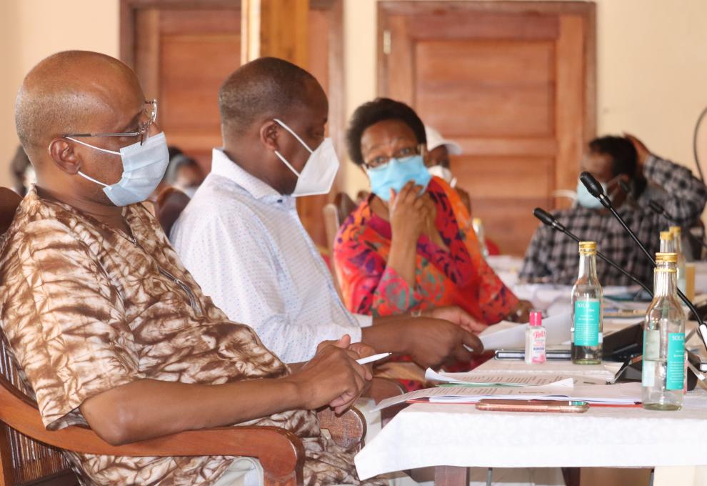 Parliamentary Health Committees Engage MoH in Critical Consensus Building Forum