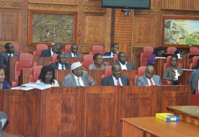The Joint Select Committee on Election-Related Laws Public Hearings