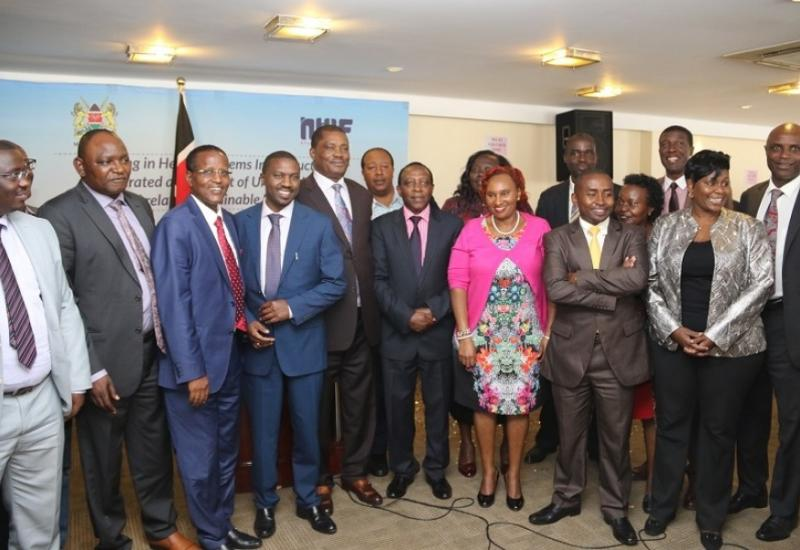Speaker Muturi Lauds Former Members on the Launch of their Association