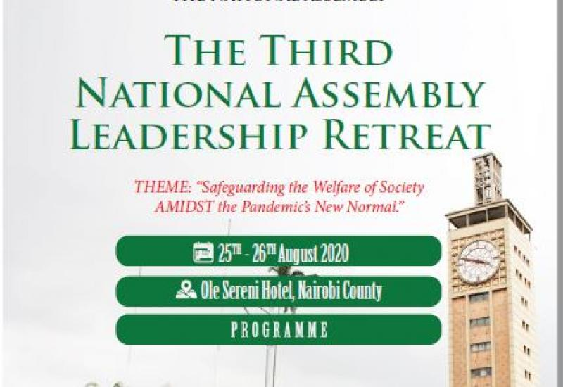 THIRD LEADERSHIP RETREAT OF THE NATIONAL ASSEMBLY