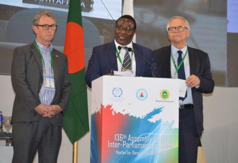 Walk the Talk on Humanitarian Support, Ethuro tells Developed Nations