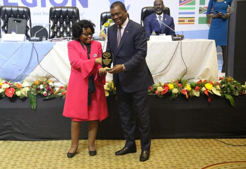 Speaker Muturi Elected to the Helm of CPA, Africa Region.