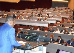 Lusaka to World Parliamentarians: Link Parliaments with Tech Community to Improve Citizens' Welfare