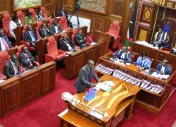 The Senate adjourns for Christmas break